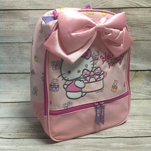 Sanrio Hello Kitty Pink Bow Backpack